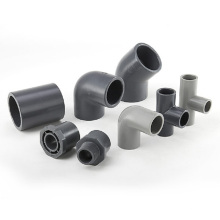 Plastic PVC Pipe Fitting for Water Supply and Waste