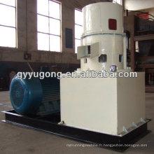 Moulin à granulés de biomasse de Yugong, broyeur à pépins de sciure, pellet Mill, Pellet Mill