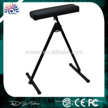 Mobilier professionnel de tatouage réglable Tattoo Arm / Leg Rest