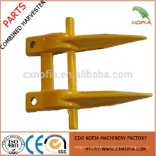 forged knife guard for combine harvester