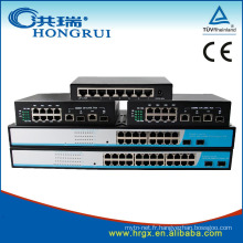 Commutateur Gigabit Ethernet professionnel