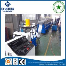 Siyang unovo omega perfil rodillo que forma la máquina
