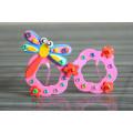 Fashion EVA Foam DIY Glasses For Children
