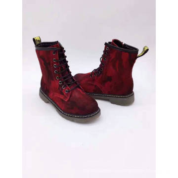 Fashion Lace up Children Pretty Boots (WX 3)