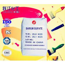 Сульфат бария высокого качества промышленного качества для окраски