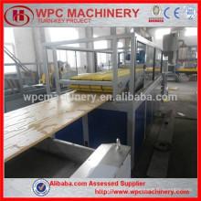 PVC-Holz-Plastik-Tür-Produktionslinie PVC-WPC-Tür-Produktionslinie
