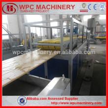 PVC Wood Plastic Door Production Line PVC WPC Door Production Line