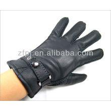 Reitmänner fahren Handschuhe Leder