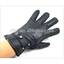 equestrian men's driving gloves leather