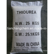 Thiourea All Kinds Standard 99% Purity