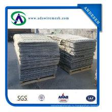 5*5см оцинкованная hesco барьер/защитный барьер