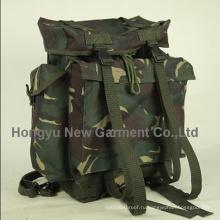 Индивидуальные Открытый кемпинга военный рюкзак с Muli-карманы (HY-B073)