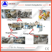 590 Fully Automatic Noodle Weighing and Packaging Machine