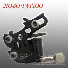 Máquina de tatuaje de bobina de tipo pistola de acero especial Hb201-47