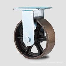 H11 Type de service lourd Roulement à billes double Routeur à roues en fonte en V