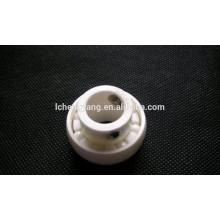 UC204 full rodamientos cerámicos Si3N4 20 * 47 * 31 mm Inserte el cojinete con la vivienda