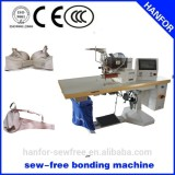 hot air seam sealing machine for ladies bra