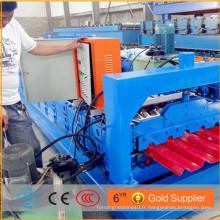 Machine de formage de rouleaux de profil IBR / 840 rouleaux formant macj] hine