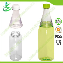 600ml Wholesale Two Compartments Water Bottle (DB-G1)