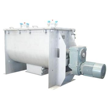 WLDH horizontal ribbon dry powder mixer