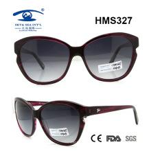 High Quality Beautiful Acetate Eyeglasses (HMS327)