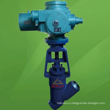 АНСИ давление уплотнения моторизованный Y печатает нормальный Вентиль (GAJ965)