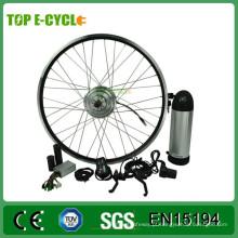 Jogo elétrico quente da conversão da bicicleta da venda 36v 350w da PARTE SUPERIOR / OEM com bateria