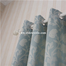 Hot Jacquard Design Of Soft Textile Window Curtain Fabric
