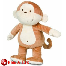 ICTI Audited Factory High Quality Custom Promotion kids toys stuffed monkey