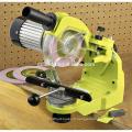 145mm 230w Scies à chaîne professionnelle à banc fixe Outils à affûter Scie à chaîne électrique Broyeur à chaîne
