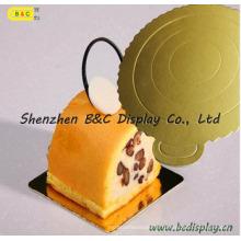 Belles petites planches de gâteau de petit gâteau pour des magasins de gâteau et des chaînes avec des GV (B & C-K051)