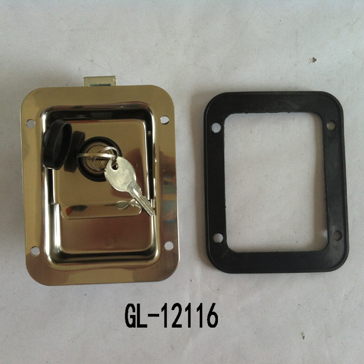 Heavy Duty Truck Type Stainless Steel Padlock for Tool Box
