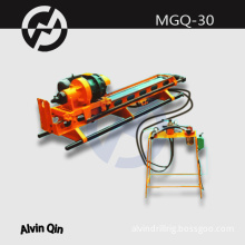 horizontal directional drilling machine from Machine Manufacturers MGQ--30 full accessories small drilling rig