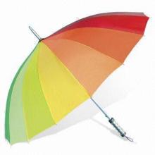 folding  umbrella , children umbrella , golf  umbrella , gift umbrellas.Rainbow Umbrella