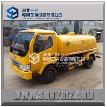 Mini camion d'eau de 4000 litres de Dongfeng