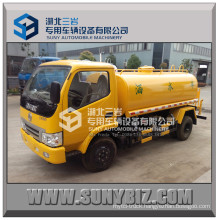 4000 Liters Mini Dongfeng Water Truck