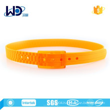 Custom Orange Color Unisex Golf Belts