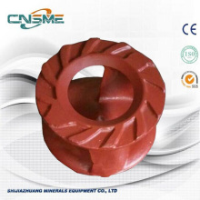 Hoge chrome pomp impellers