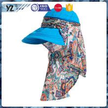 El último producto de diseño personalizado de lana fieltro sombreros al aire libre para la venta al por mayor
