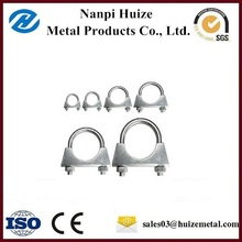 U Shape Bolt and Nut for Pipe Clamp