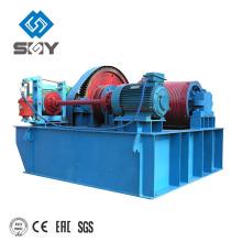 China High Quality Power Winch 1.5 ton 5 Ton,10Ton,65Ton,100 Ton For Sale