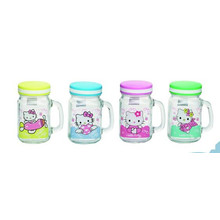 Hello Kitty Drinking Mug para casa de casamento Glassware Tableware