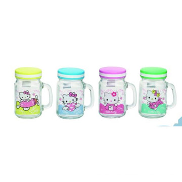 Hello Kitty Drinking Mug for Home Wedding Glassware Tableware