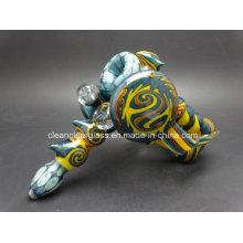 Best King Pipe Intricate Heady Glass Pipe Bubbler Manufacturer Wholesale
