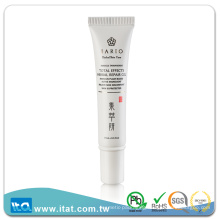 Free sample empty flexible laminated plastic toothpaste ointment cosmetic tubes