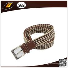Cinto de alongamento elástico trançado (HJ3772)