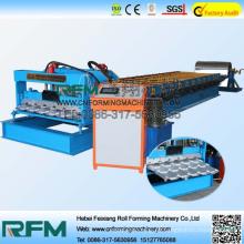 FX 880 rodillo de baldosas formando la máquina