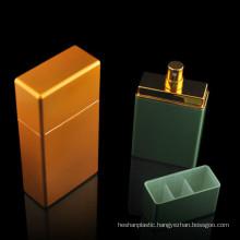 5ml~80ml Square Perfume Bottle with Aluminum Sheel