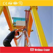 Portable Mobile Gantry Crane