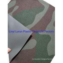 Waterproof Camouflage Tarpaulin Cover